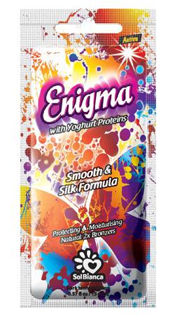 Крем для загара в солярии Enigma