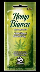 Крем для загара в солярии Hemp Bianca