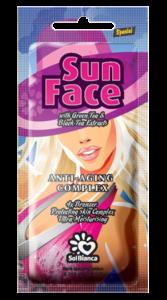 Крем для загара в солярии Sun Face